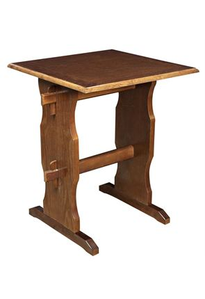 High Quality Square Refectory Table from Trent Furniture | Pub Table